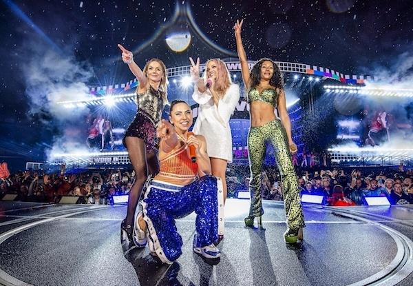 Spice World UK Tour!