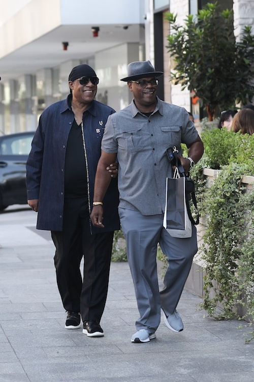 Glad To See Stevie Wonder