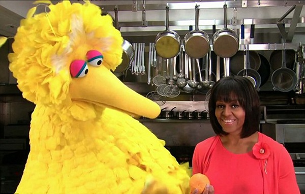 Hey Big Bird!