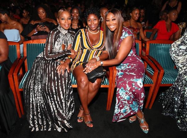 Mary J Blige & Yolanda Adams