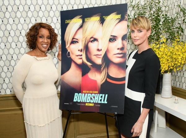 Meet Two 'Bombshells'