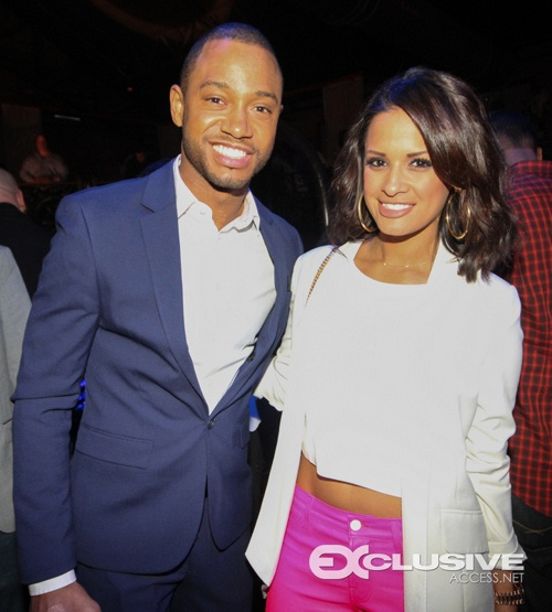 are terrence and rocsi dating