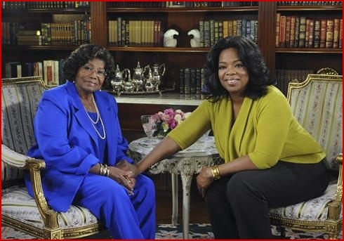 At Home With Ms. Jackson!