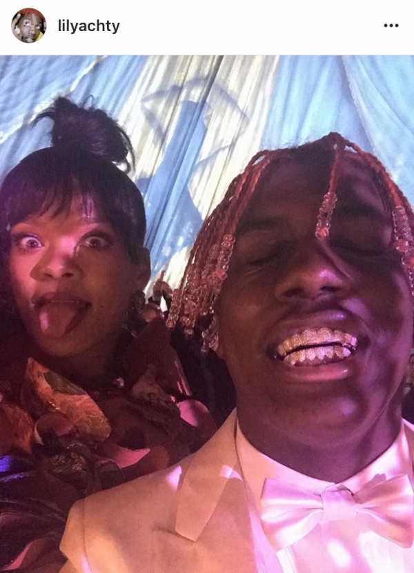 Bad Girl RiRi Makes Lil Yachty Dreams! | The Young, Black ...