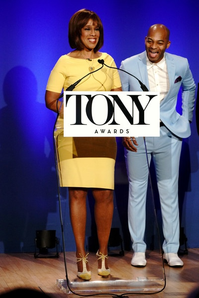 Let's Talk Tonys!