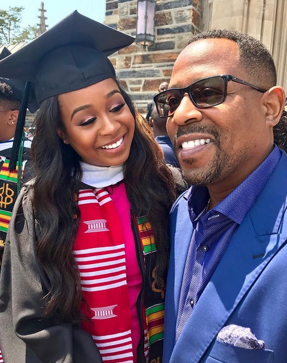 Martin Lawrence's Daughter Jasmin Lawrence