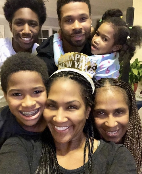 Terri J. Vaughn & Family