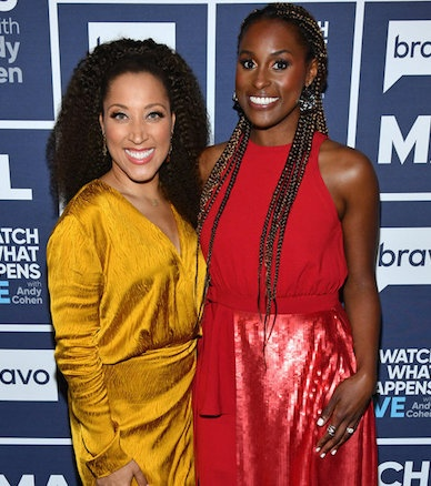 Issa Rae and Robin Thede