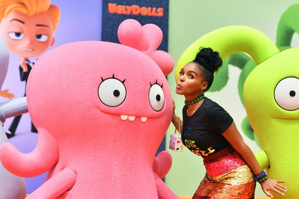 """Playing with """"UglyDolls"""""""