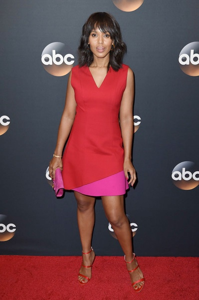 Kerry Washington At The ABC Upfront