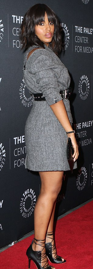 Kerry Washington At The Paley Center