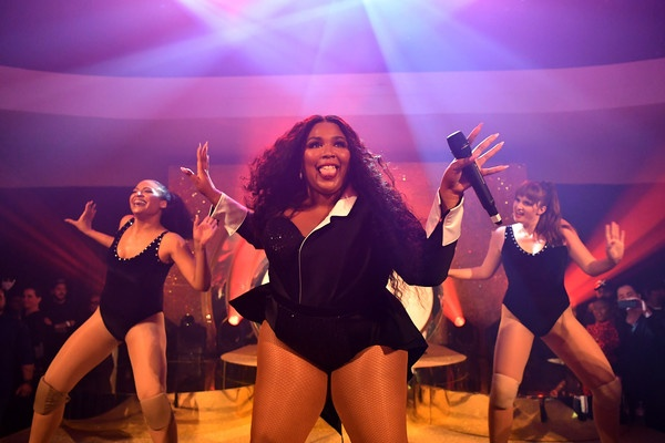 Lizzo Be Performing!