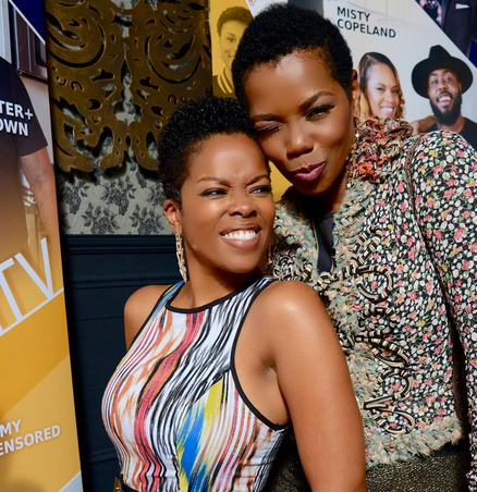 Malinda Williams Vanessa Williams The Young Black And Fabulous