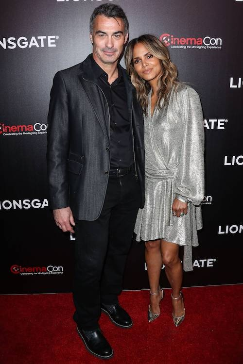 Halle Berry & Chad Stahelski