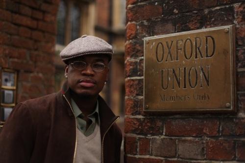 Ne-Yo Visits Oxford!