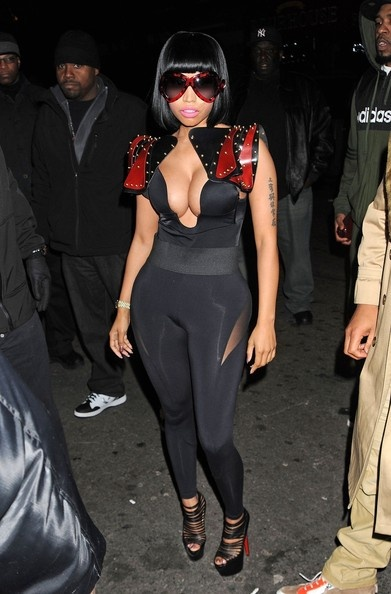 Smile Ms. Nicki!