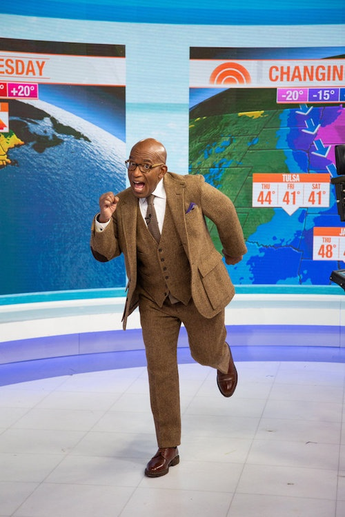 The Weather Dance