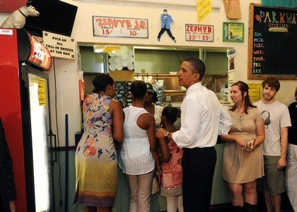 First Family Lunch