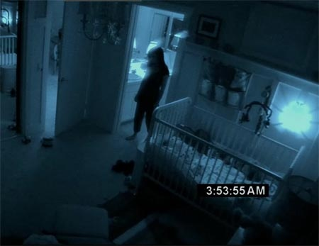 Paranormal Activity 1-3