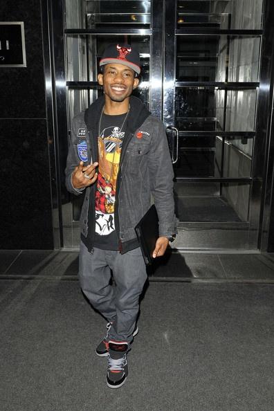 Black Male Celebrities: Marcus T Paul Shirtless