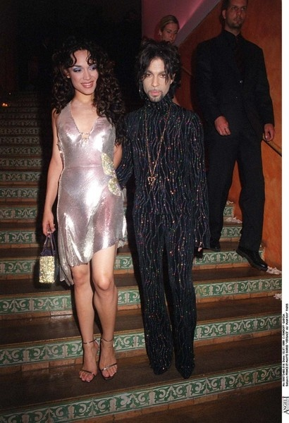 Mayte Garcia + Prince | The Young, Black, and Fabulous® Mayte Garcia Nelson