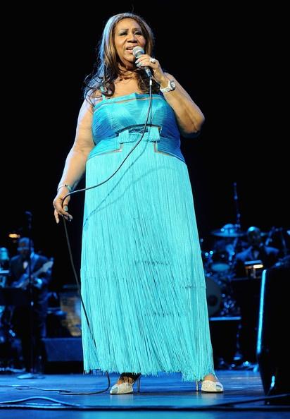 Sing Aretha!