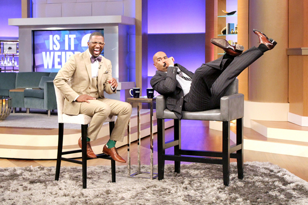 Man Cave Show Steve Harvey : Omega men the young black and fabulous