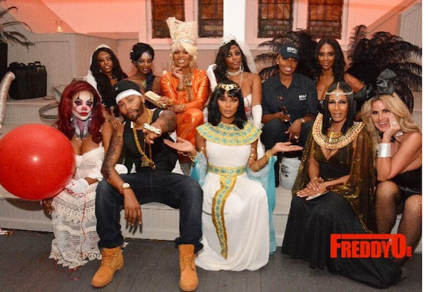 """Real Housewives of Atlanta"" Cast"