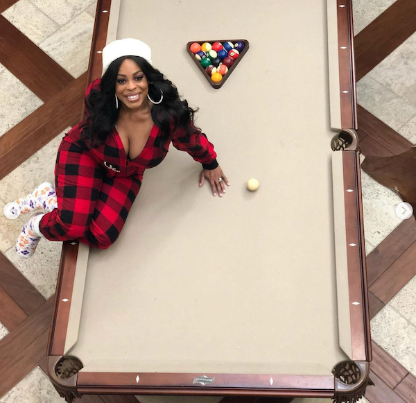 Pool Table Babe
