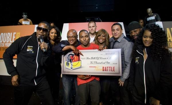 2012 Flavor Battle Champion!