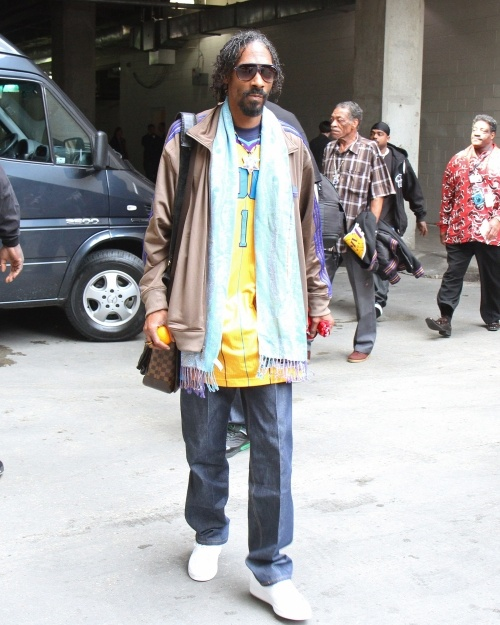 Morning Snoop!