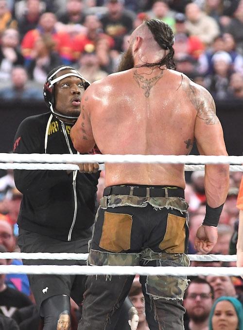 WrestleMania Moment