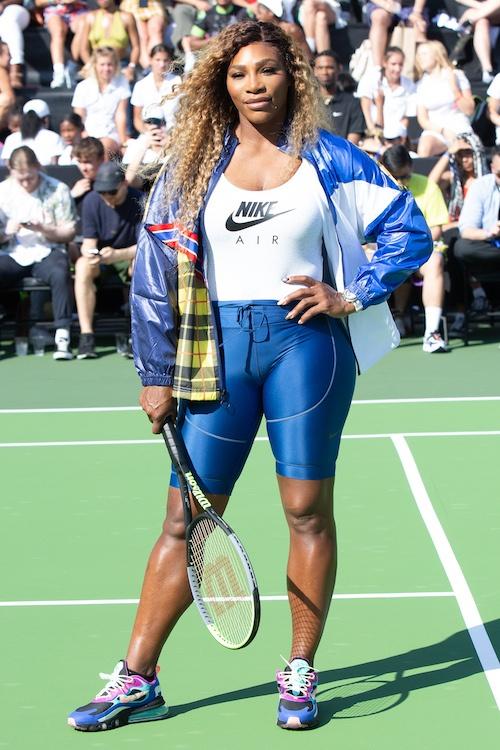 The 'Queen of Tennis'