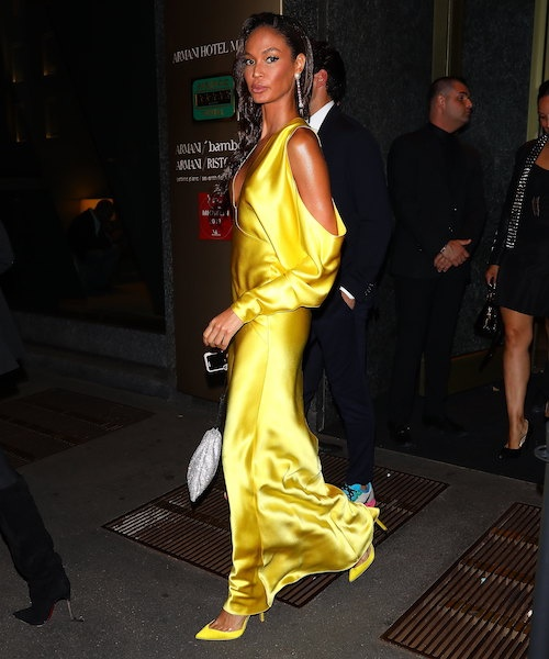 Yellow Goddess