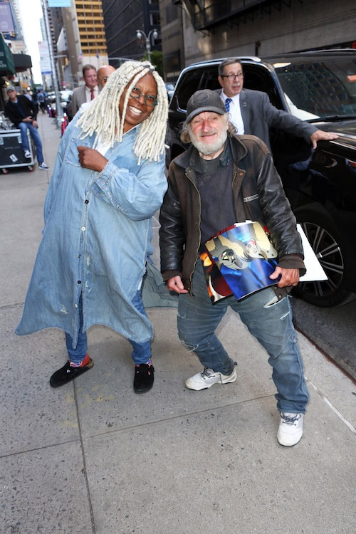 The Fans Love Whoopi!