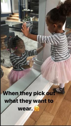 Ludacris' Daughters