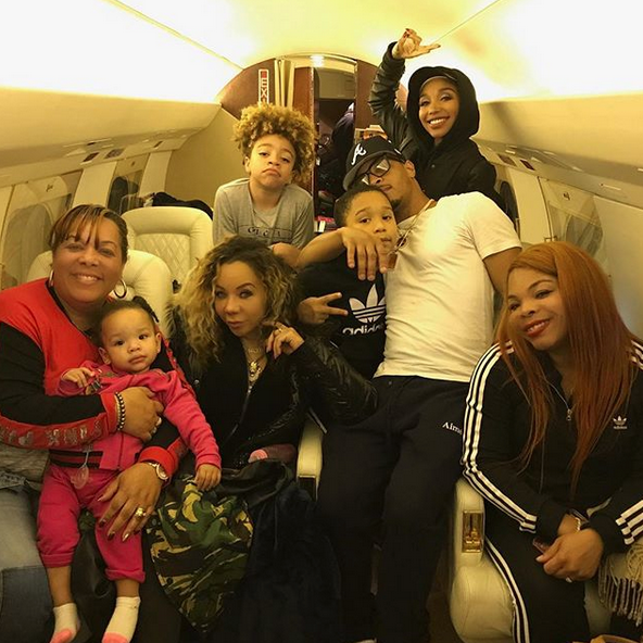 T.I., Tiny & The Harris Clan