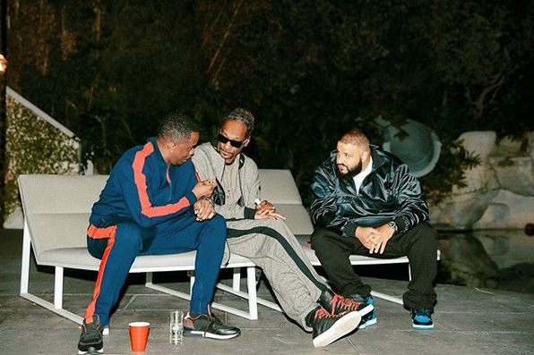 Diddy, Snopp Dogg & DJ Khaled
