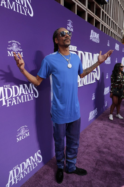 Uncle Snoop In The House...