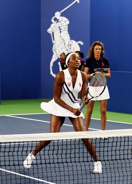 Tennis Powerhouse!