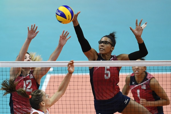Rachel Adams, Women's Volleyball | The Young, Black, and ...
