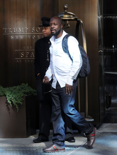 Wyclef Loves Gucci!
