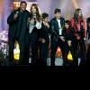 Jackie Jackson, La Toya Jackson, Blanket, Prince, & Paris