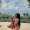 Normani & Dog 'Sir Prince Dior'