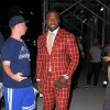 50 Cent In A 'Power' Suit!