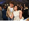 Jaden Piner and Taraji P. Henson