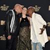 Vin Diesel and Tyrese Get Kissy!