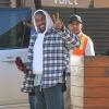 Smiling Kanye!