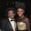 Spike Lee & Teyonah Parris
