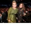 Adele & Chrissy Teigen